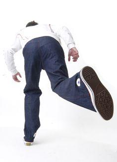 Pantalones Converse