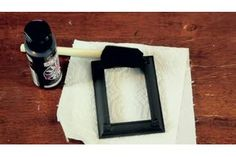 Ideas diy art pictures paint for 2019 Plastic Picture Frames, Silver Picture Frames, Types Of Painting, Diy Painting, Picture Frame Molding, Bedroom Organization Diy, Diy Furniture Projects, Diy Projects, Painting Plastic