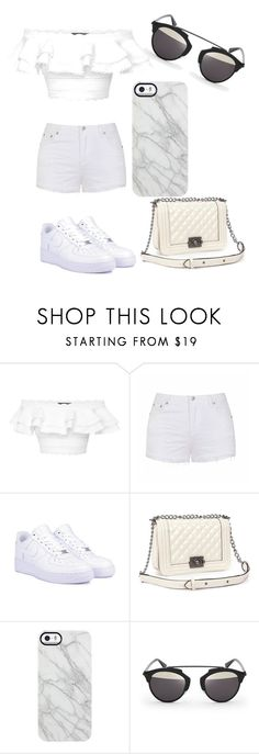 """Untitled #23"" by collinsdi ❤ liked on Polyvore featuring moda, Alexander McQueen, Ally Fashion, NIKE, Relaxfeel, Uncommon y D-ID"