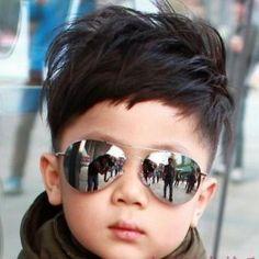 4e92f45dc5 DRESSUUP Fashion Baby Boys Kids Sunglasses Piolt Style Brand Design Children  Sun Glasses 100%UV