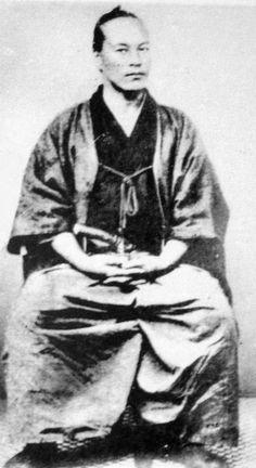 Yamaoka Tesshu Sensei #kendo #budo #giappone #personaggio #esempi