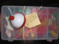 fishing party favors