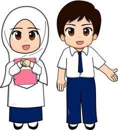 31 Gambar Kartun Perempuan Sekolah 208 Best Hijabs Images Anime Muslim Hijab Cartoon Cartoon Download 25 Reka Bentuk Beg Sekolah Ren Di 2020 Kartun Animasi Gambar