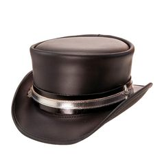Here is one of our shooting stars, a timeless and sleek black top hat that never goes out of style. Adorned with silver and gold shooting stars band. Add some pop to your look...unless you don't like looking awesome! #hats #tophats Shooting Star Band, Shooting Stars, Black Top Hat, Leather Hats, Hats Online, Outfits With Hats, Cool Hats, Silver Stars, Hats For Men