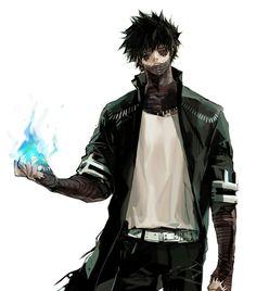 Dabi // boku no hero academia // BNHA