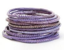 just ordered these great recycled rubber bracelets for the shop. fun bracelets supporting women and children in West Africa