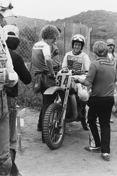 Through the numbers, through the years. Motocross Bikes, Vintage Motocross, Vintage Motorcycles, Jimmy Ellis, Marty Smith, Jim West, Iron Men, Evo, My Friend