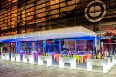 Op zoek naar een verblijf midden in het hart van Malaga? Zoek dan niet verder. Hotel Barceló Málaga heeft alles in huis om jouw verblijf zo aangenaam mogelijk te maken. Na een uitgebreid ontbijt begin je de dag lekker sportief in de gratis fitnessruimte. Bijkomen kan op het terras of in de gratis sauna. Het hotel heeft als verrassingselement een glijbaan van 6 meter. Vanaf de eerste verdieping glij je zo de trendy bar in. Het vriendelijke personeel staat altijd ieder geval voor je klaar…