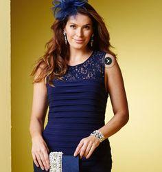 JOANNA HOPE Layered Jersey Dress  Product Code: MC161JN  £120