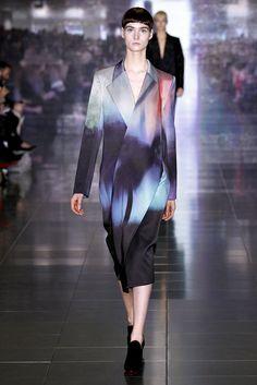 Mary Katrantzou Fall 2013 Ready-to-Wear Fashion Show - Manon Leloup