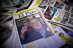 Cover of Spain's El Pais
