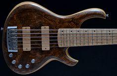 De Gier Origin 6 -pre owned 2014 instrument Second Hand Bass Guitar Stock :::: For sale, UK, On offer, Warwick