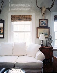 Interiors: Feeling Warm and Cozy