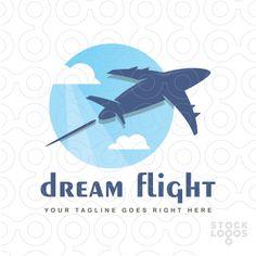 Dream Flight logo by Serdal Sert