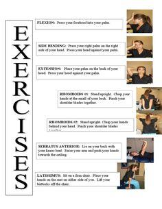 Exercises Tmj Exercises