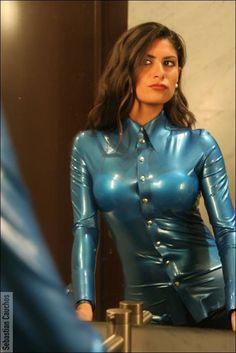 Latex Fetish Clothing For BDSM