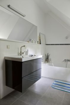 Inspiration salle de bain on pinterest ikea catalog and - Ikea tablette salle de bain ...