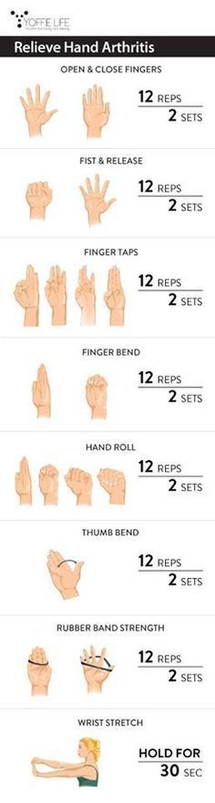 How to relieve hand arthritis in occupational therapy