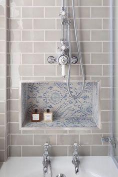 Image result for best design for matching up large format tile commercial restroom