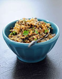 Make-Ahead Brown Rice Bowls