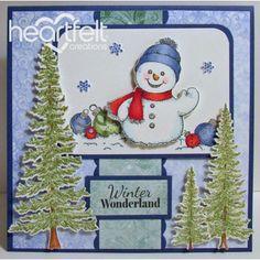 Gallery | Frosty Winter Wonderland - Heartfelt Creations