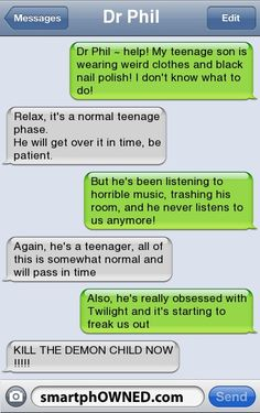 Page 4 - Autocorrect Fails and Funny Text Messages - SmartphOWNED