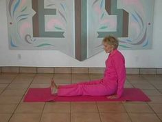 Anti-aging Tip.... do the 5 Tibetans every morning and every evening (sunrise and sunset).  This woman is 73!  There are a lot of videos and information on this... research it.  I started doing this this morning!