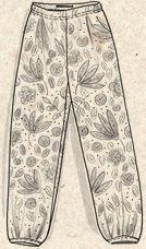 "Gudrun Sjoden Fall 2016. ""Dahlia"" trousers lyocell/elastan."