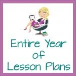 Entire Year of Library Lesson Plans - Elementary Librarian