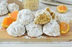 I Biscotti all arancia senza farina sono dei dolci semplici e veloci nell' impasto e nella cottura adatti a tutti anche agli intolleranti ♦๏~✿✿✿~☼๏♥๏花✨✿写☆☀🌸🌿🎄🎄🎄❁~⊱✿ღ~❥༺♡༻🌺TH Jan ♥⛩⚘☮️ ❋ Biscotti Cookies, Almond Cookies, Diet Cake, Coffee And Walnut Cake, Biscuits, Almond Flour Recipes, Italian Cookies, Mini Desserts, Biscuit Recipe