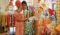 I want to go to Lilly Pulitzer's store circa 1950s