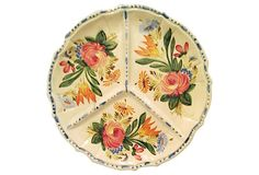 Tuscan Divided Tray on OneKingsLane.com from Maxwell's 9.13.34.  Sold!
