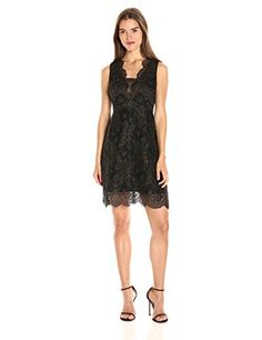 online shopping for Elie Tahari Women's Anne Dress from top store. See new offer for Elie Tahari Women's Anne Dress Fit And Flare Cocktail Dress, Fit N Flare Dress, Elie Tahari Dresses, Bcbgmaxazria Dresses, Lace Evening Dresses, Dress Lace, Designer Party Dresses, Womens Cocktail Dresses, Holiday Dresses