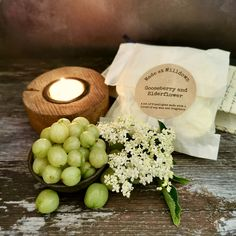The sharp, green fragrance of gooseberry tempered with the light, fresh aroma of elderflower. This set of 6 tea lights are hand poured with an approximate burning time of 4 hours each using fragrance oil and soy wax. The tea light cups and packaging are fully recyclable Tea Light Candles, Tea Lights, Elderflower, 4 Hours, Fragrance Oil, Recycling, Wax, Cups, Packaging