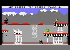 bruce lee c64 game - Google Search