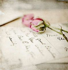 Letters .... ♥ .. ..... .. .. ✿⊱╮X