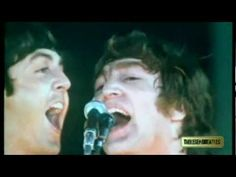▶ The Beatles - Ticket To Ride ( Shea Stadium Live ) HQ - YouTube
