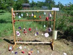tribune libre: jardin sensoriel (suite) - école petite section Tribune Libre, Theme Nature, Early Childhood Education, Edd, Land Art, Musical, Montessori, Playground, Animation