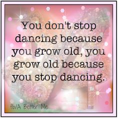 You don't stop dancing because you grow old, you grow old because you stop dancing! Get some new dance attire or take some dance lessons at Loretta's in Keego Harbor, MI! If you'd like more information just give us a call at (248) 738-9496 or visit our website www.lorettasdanceboutique.com!