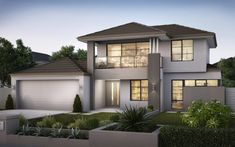 The Ocean View by Next Residential — Double Storey Homes — New Homes Guide
