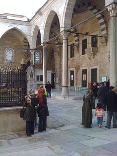 Eyüp Sultan Türbesi in İstanbul, İstanbul