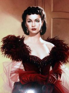 Gone with the Wind - Vivien Leigh Vivien Leigh, Old Movies, Great Movies, Vintage Hollywood, Classic Hollywood, Wind Movie, Tomorrow Is Another Day, Scarlett O'hara, Laurence