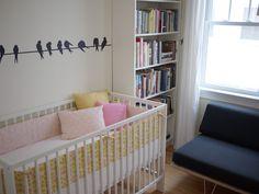 Rose's room in #CambridgeMA