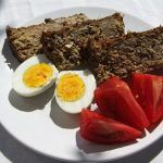 """Lamb roulade, called """"Drob"""", it's the traditional Easter food in Romania. Lamb roulade, called """"Drob"""", it's the traditional Easter food in Romania. Try these three recipes for a nice dinner. Easter Dinner Recipes, Easter Traditions, Easter Food, Easter Ideas, Nice Dinner, Meatloaf, Lamb, Romania, Treats"""