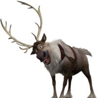 Sven is the loyal pet reindeer of Kristoff and a major character in Disney's 2013 animated...