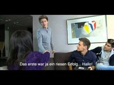 Niall being adorable.his accent gets me literally every time! Just love it and him