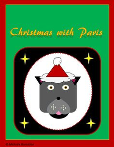 This fun and colorful Christmas package has a little bit of everything. Pages for handwriting skills, math, , following directions and beginning reading skills.Enjoy learning with a pretty puppy named Paris who loves Christmas.