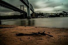 Picture I took of the Tamar bridge