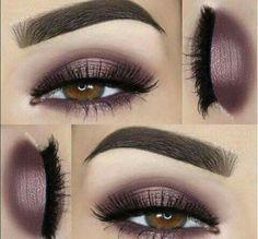 Discover these brown eye makeup Image# 2202 Entdecken Sie dieses braune Augen Make-up Bild # 2202 Eye Makeup Images, Eye Makeup Tips, Makeup Goals, Eyeshadow Makeup, Eyeliner, Plum Eyeshadow, Eyeshadows, Eyebrows, Beauty Makeup