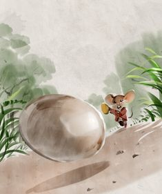Children's Audiobooks: Mr Brown Mouse and the Ostrich Egg The Ostrich, Feeling Sleepy, Tough Day, Original Music, Beautiful Stories, Sound Effects, Bedtime Stories, Amazing Adventures, Vulnerability